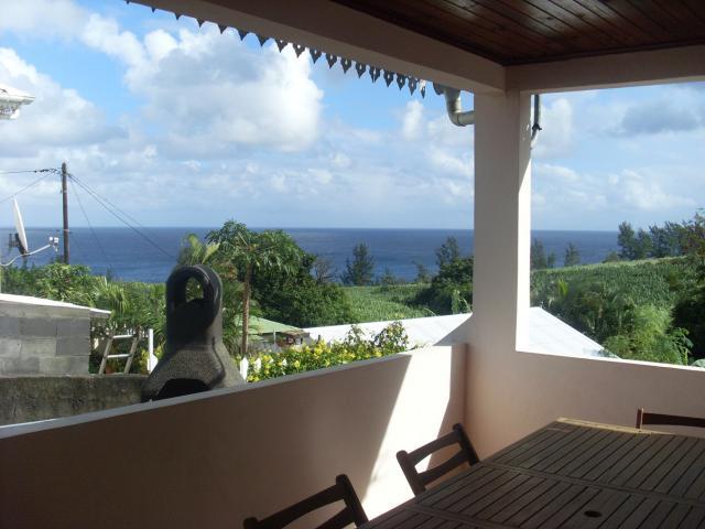 Maison de vacances à La Réunion
