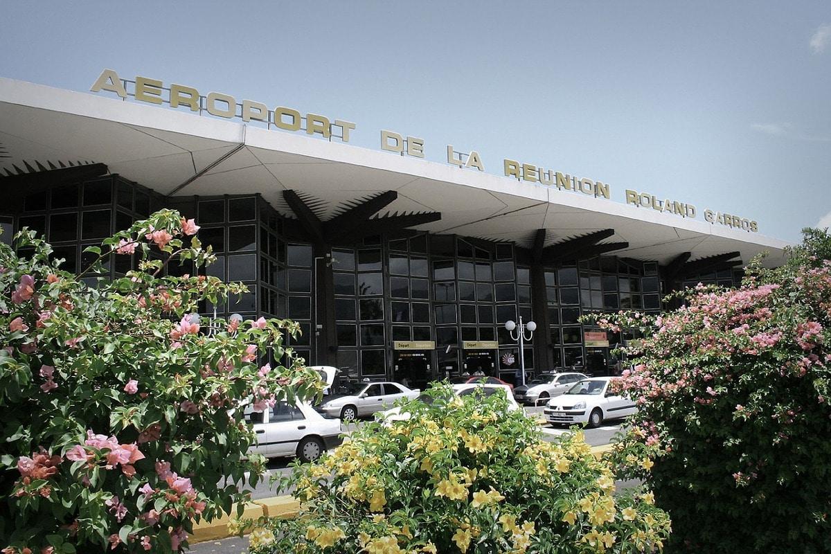 Aeroport de la Réunion - partir en voyage