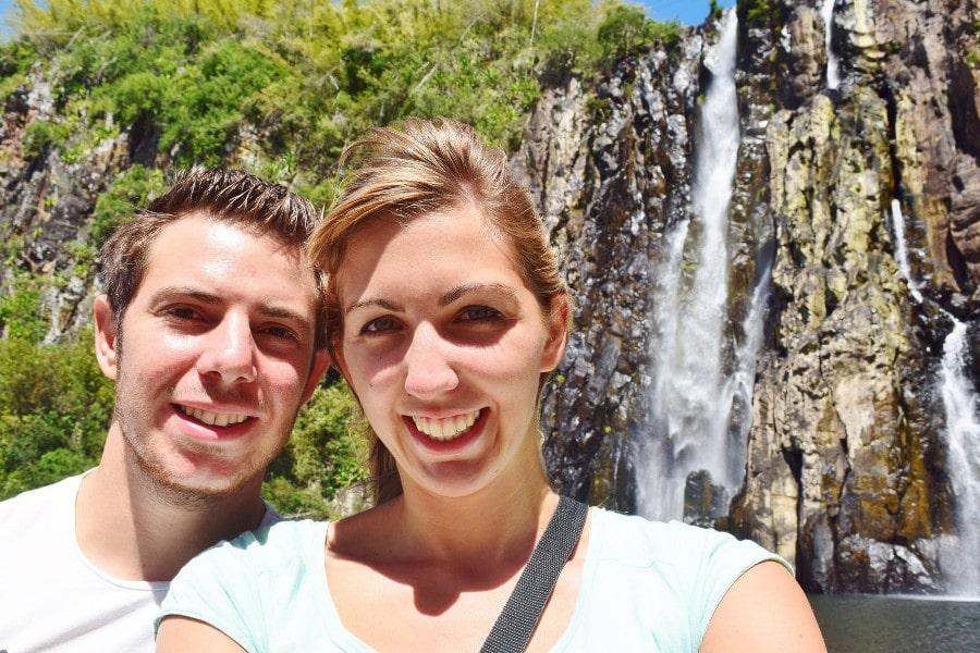 Lucie, expatrié à La Réunion