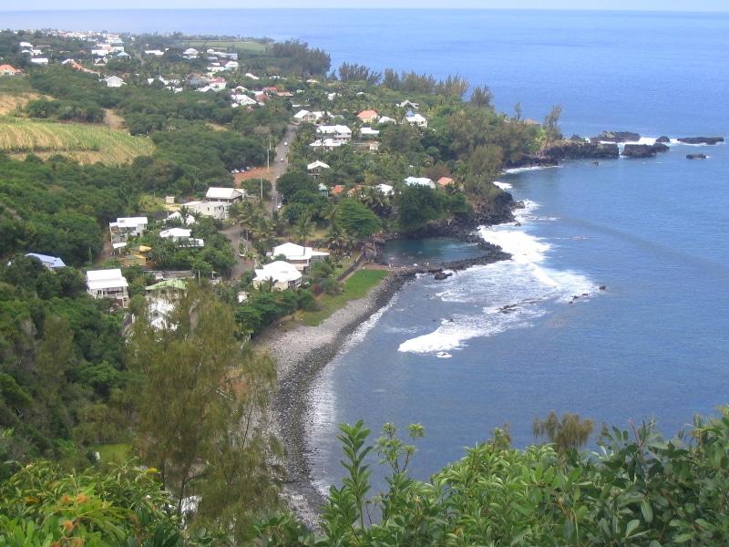 Manapany plage - Saint Joseph - La Réunion
