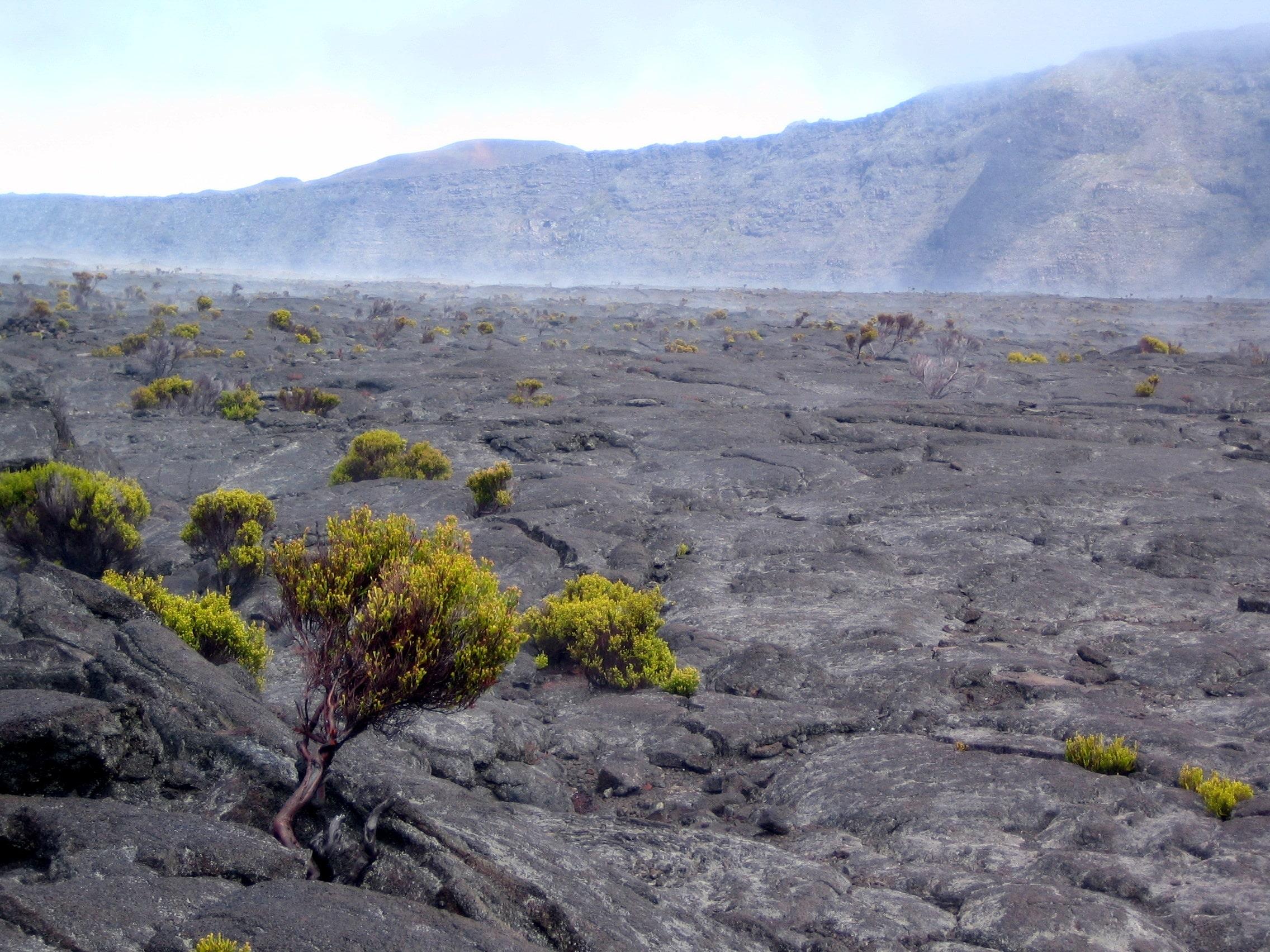 piton de la fournaise La Réunion